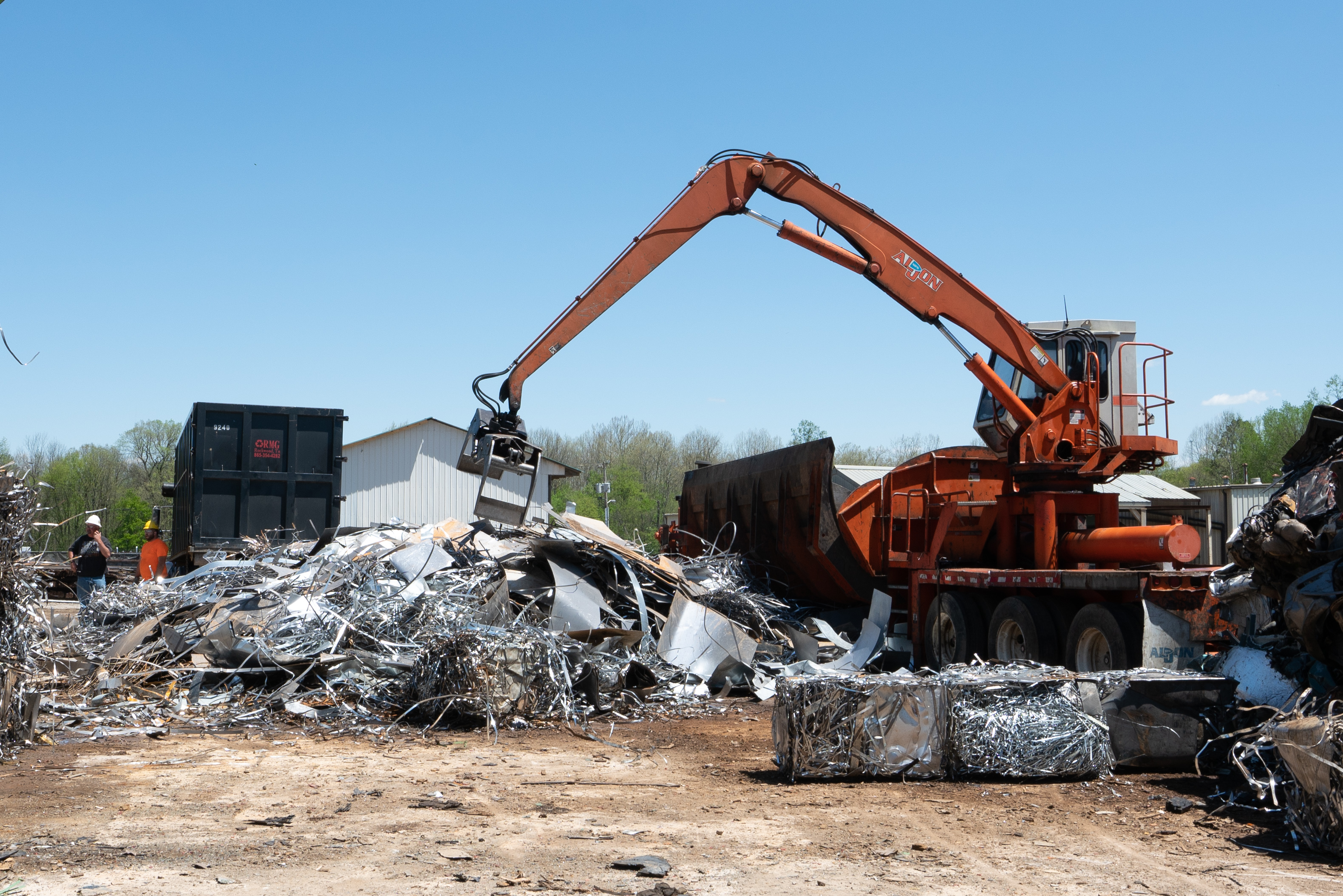 Roane Metals Group East Tennessee Scrap Metal