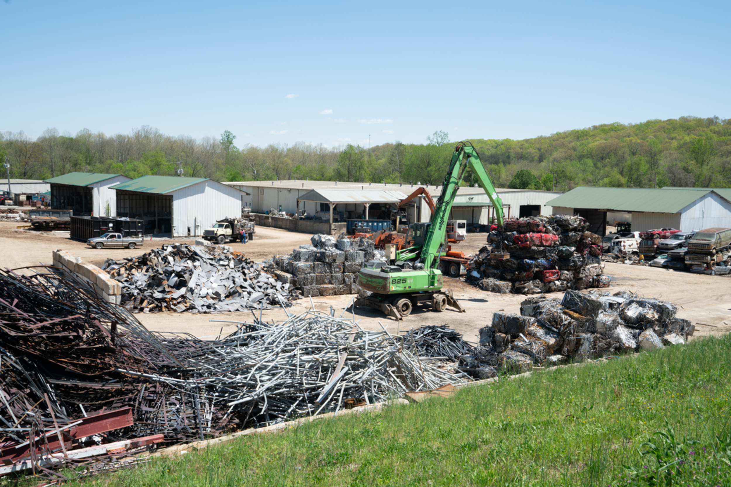 Roane Metals Locations in East Tennessee